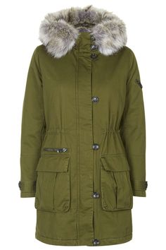 Photo 1 of Premium Faux Fur Lined Parka