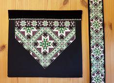 Bunad og Stakkastovo AS Needlepoint, Needlework, Bohemian Rug, Embroidery, Frame, Design, Home Decor, Hardanger, Picture Frame