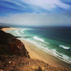 Beach! #summer #greatoceanroadtrip #greatoceanroad #victoria #anglesea by toeknee22k http://ift.tt/1KosRIg