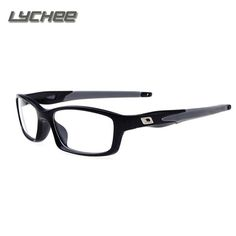Silicone Glasses UV 400  sunglasses outdoor fun & sports eyeglasses cycling eyewear Prescription glasses frame 7 colors