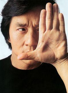 Jackie Chan ( Chan Kong-sang, 陳港生)  Hong Kong actor, action choreographer, comedian, director, producer, martial artist, screenwriter, entrepreneur, singer, and stunt performer.