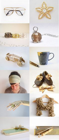 Gold irresistible by sewbymarissa on Etsy--Pinned with TreasuryPin.com