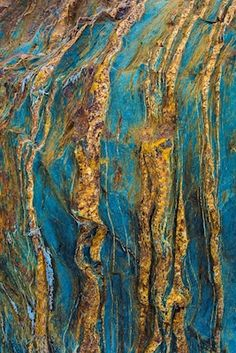 Colors of gold and turquoise mix together in the river RioTinto in Andalusia. Available as poster and laminated picture at printler.com, the marketplace for photo art. Photo Art, Turquoise, River, Landscape, Colors, Gold, Poster, Pictures, Painting