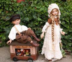 Silk Schloesser, 24th Anniversary Doll Show 2004