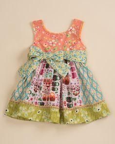 Happy Together Paneled Shasta Dress