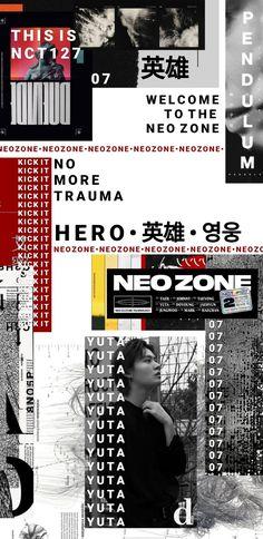 Boys Wallpaper, Retro Wallpaper, Ipad Lockscreen, Kpop Posters, Ideal Boyfriend, Nct Yuta, Kpop Aesthetic, Nct Dream, K Idols