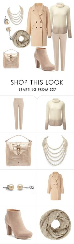 """""""winter set #1"""" by shannongarner on Polyvore featuring DKNY, Pure Collection, Joules, DaVonna, Diane Von Furstenberg, LC Lauren Conrad and John Lewis"""