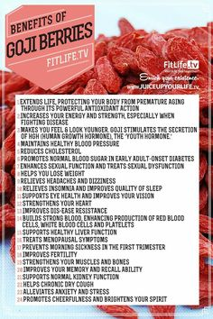 SuperFood Techniques And Strategies For Goji Berries for Good Health Health And Nutrition, Health And Wellness, Health Diet, Healthy Tips, Healthy Recipes, Eating Healthy, Healthy Facts, Yummy Recipes, Clean Eating