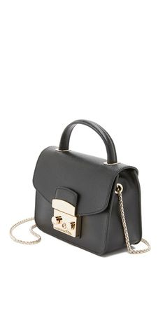 Furla Metropolis Top Handle Mini Cross Body Bag | SHOPBOP