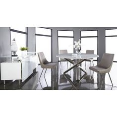 You'll love the Ritz Ambers Side Chair at AllModern - With Great Deals on modern Dining & Kitchen  products and Free Shipping on most stuff, even the big stuff.