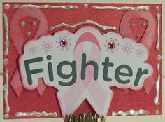 Breast Cancer Awareness ATC with Creative Memories