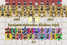 Főoldal / Tabló készítés | Fotócenter Studió Bookmarks, Photo Wall, School, Frame, Diy, Photoshoot, Style, Preschool Graduation, Group Photos