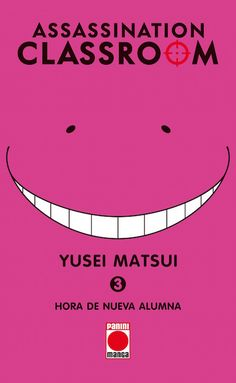 M,C y G 5: Assassination Classroom (Hora de nueva alumna)