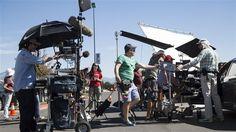 Kennedy Hansen movie's crew shoots local footage for inspiring ...