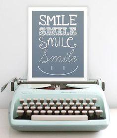 no hay nada q nos haga mas hermosas q sonreir. SMILE