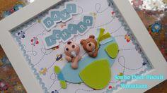 https://flic.kr/p/e8tSFZ | Porta Maternidade baby aviador e seu ursinho =) | Orçamento:vania.luzz@yahoo.com.br