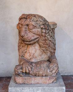 Sculptures, Lion Sculpture, The Cloisters, Medieval Art, Art Museum, Statue, Sculpting, Sculpture