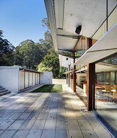 Peter Stutchbury Glade house