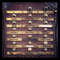Identidad - Antes de volvernos solo códigos alfa numéricos #Firenze