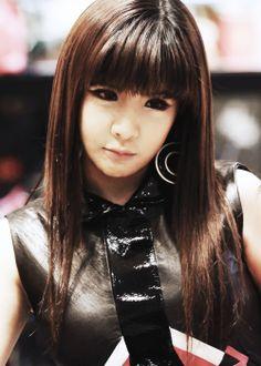 Park Bom - Her face. *-*