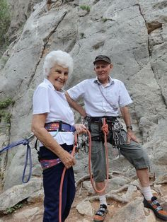 I want to be a couple like this ♡♡♡ Love for climbing