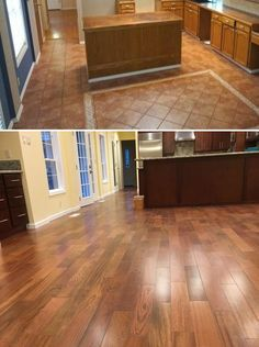 1000 images about makeover of the week on pinterest for Coreluxe engineered vinyl plank installation