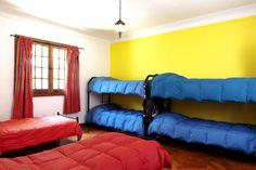 Pieza 2 (En el Aji Hostel en Santiago de Chile)