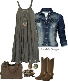 """summer concert"" by amabiledesigns on Polyvore"