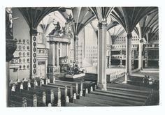 Königsberg (Pr.), Schloßkirche, innen - 1930-40