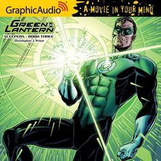 DC Comics: Green Lantern: Sleepers Book Three - DC Comics - Series - Our Productions