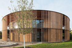 Town Hall, Freiburg im Breisgau | Architect Magazine | Ingenhoven Architects, Freiburg, Germany, Office, Hospitality, New Construction, Interiors, Office Projects, Hospitality Projects, Sustainability