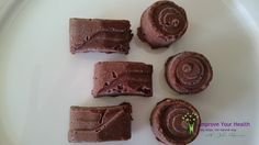 Chickpea Chocolates!
