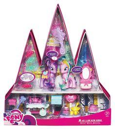 My Little Pony Castle Playset / Chateau de Jeu My Little Pony #Christmas #Toys…