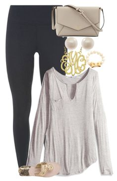 """""""You're over my head, I'm outta my mind"""" by carolinaprep137 on Polyvore featuring NIKE, LAmade, Jack Rogers, Allurez, Links of London and Kate Spade"""