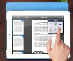 How To Use Your iPad as a Document Scanner 04.07.13