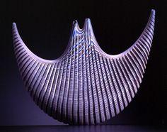 Batman, 1998   Lino Tagliapietra. A Retrospect: A Modern Renaissance in Glass. Works available through Schantz Galleries