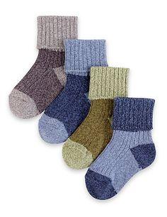 Wooly socks