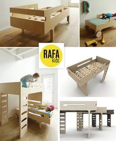 rafa kids- amazing kids and toddler beds