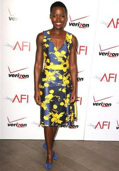 Check out 10 of Lupita Nyong'o's best looks from her various red carpet appearances in this slideshow.