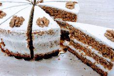 Desať luxusných zákuskov a koláčov - Žena SME Dessert Recipes, Desserts, Nutella, Tiramisu, Food And Drink, Sweets, Ethnic Recipes, Cakes, Cupcake