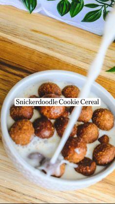 Dog Recipes, Dairy Free Recipes, Baking Recipes, Vegan Recipes, Vegan Foods, Vegan Snacks, Healthy Snacks, Vegan Breakfast Recipes, Sweets