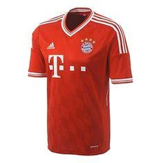 adidas Bayern Munich Home Soccer Jersey Soccer Gear, Us Soccer, Soccer Uniforms, Soccer Shop, Soccer Jerseys, Jersey Adidas, International Soccer, Soccer Inspiration, Football Equipment