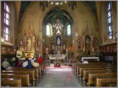 Divine Mercy Chapel, Poland.