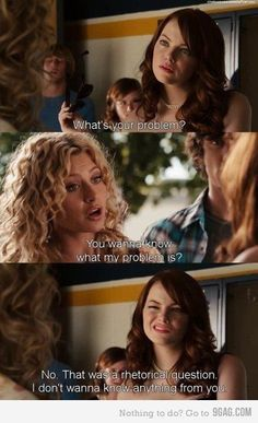 Easy A! I love this movie so much!