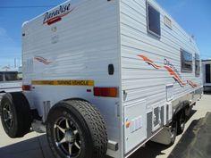 PARADISE DREAMSEEKER-3 Heating Systems, Water Tank, Gold Coast, Solar Panels, Caravan, Touring, Paradise, Dunk Tank, Sun Panels