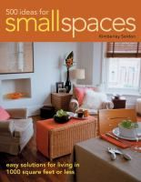 The Second Floor Librarians » Blog Archive » Tiny Houses