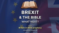 Talk 1.: Britain in Bible prophecy Talk 2: The future of Britain & the coming Kingdom of God Given at the University of Nottingham, Jubilee Campus, Exchange Building, Lecture Theatre 2, Wollato…