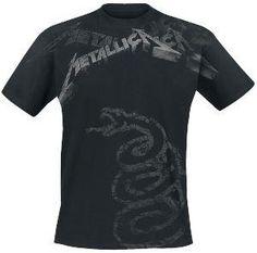 Metallica - Black album €24,99