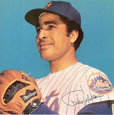 Felix Millan - Member of the 1973 New York Mets National League Champions by Ghost of Fire, via Flickr