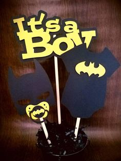 Baby Shower Themes, Shower Ideas, Regalo Baby Shower, Superhero Baby Shower, Baby Batman, Baby Shower Centerpieces, Baby Sister, Jr, Baby Boy
